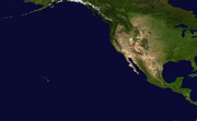 East Pacific Blue Marble