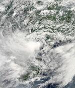 Tropical Storm Bebinca 2013-06-23 0610Z