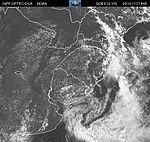 November 2010 subtropical cyclone