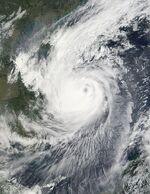 Typhoon Lingling 2001