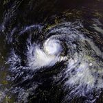 Hurricane Georges 17 sept 1998 1735Z