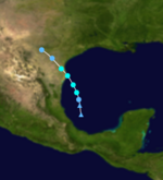 Tropical Storm Harvey Track (2017 - Money Hurricane).png