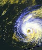 Hurricane Bertha (2008) - Cropped - 6