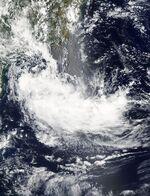 Depresión subtropical 2015-01-23 1620Z