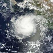 Hurricane Dailia