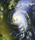 Hurricane Gert (1999) - Cropped - 1