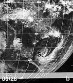 March 1974 Subtropical Cyclone