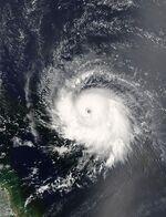 Hurricane Ivan 05 sept 2004 1330Z