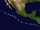 2055 Pacific hurricane season