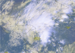 Tropical Depression Fifteen 30 Oct 2001