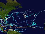 2021 Atlantic Hurricane Season (WeatherWill)