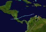 Tropical Storm Laura (2020-CobraStrike) Track.png