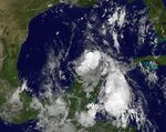 Tropical Storm Don (2011) - Formation