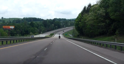 Interstate 68, because yes