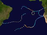 2018-19 South Atlantic Hurricane Season