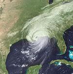 Katrina 2nd landfall