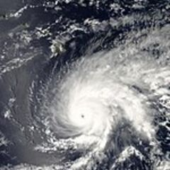 maybe Hurricane Lane...