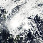 Tropical Depression Agaton 2006.JPG