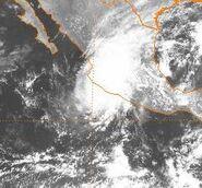 Hurricane Winifred (1992)
