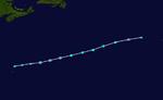 Subtropical Storm Andrea Track (2019 - Chap)