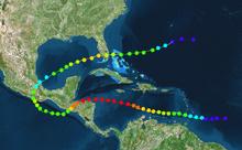 Hurricane Paula-Roslyn (1998)