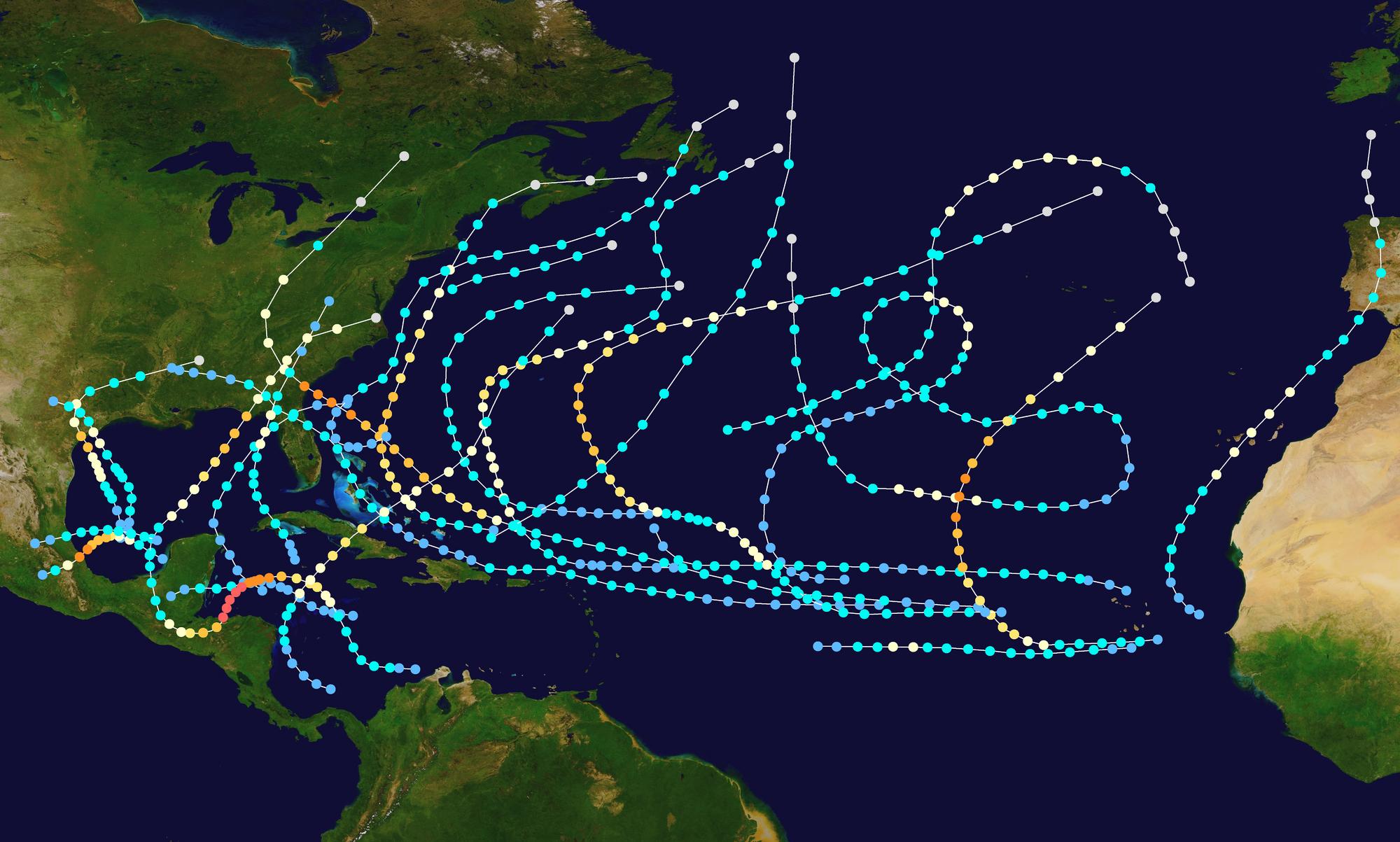 Us Weather Map Barometric Pressure%0A      Atlantic Hurricane Season  Garfield    Hypothetical Hurricanes Wiki    FANDOM powered by Wikia
