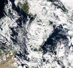 Mediterranean tropical cyclone January 28 2010