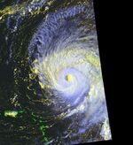 Hurricane Gert (1999) - Cropped - 15