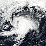 Hurricane Lisa 02 oct 2004 1300Z