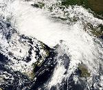 Mediterranean tropical cyclone September 26 2006
