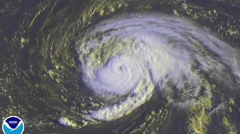 2016 Atlantic Hurricane Season - Individual storms satellite animation