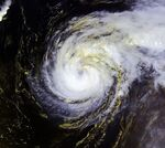 Hurricane Felix 14 sept 2001 1653Z