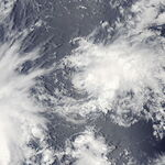 Tropical Storm Unala 2013-08-19 0105Z
