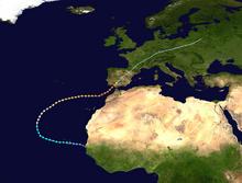 Arlene 2023 track(GFC5MS)
