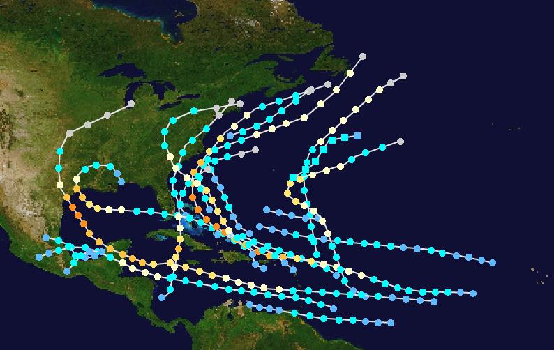 2018 atlantic hurricane season old hypothetical hurricanes wiki