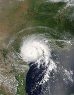 Hurricane Claudette 15 july 2003 1655Z.jpg
