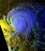 Hurricane Georges (1998) - Cropped