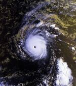 Hurricane John 23 aug 1994 1739Z