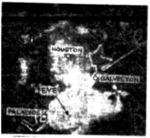 Tropical Storm Abby 1964 radar