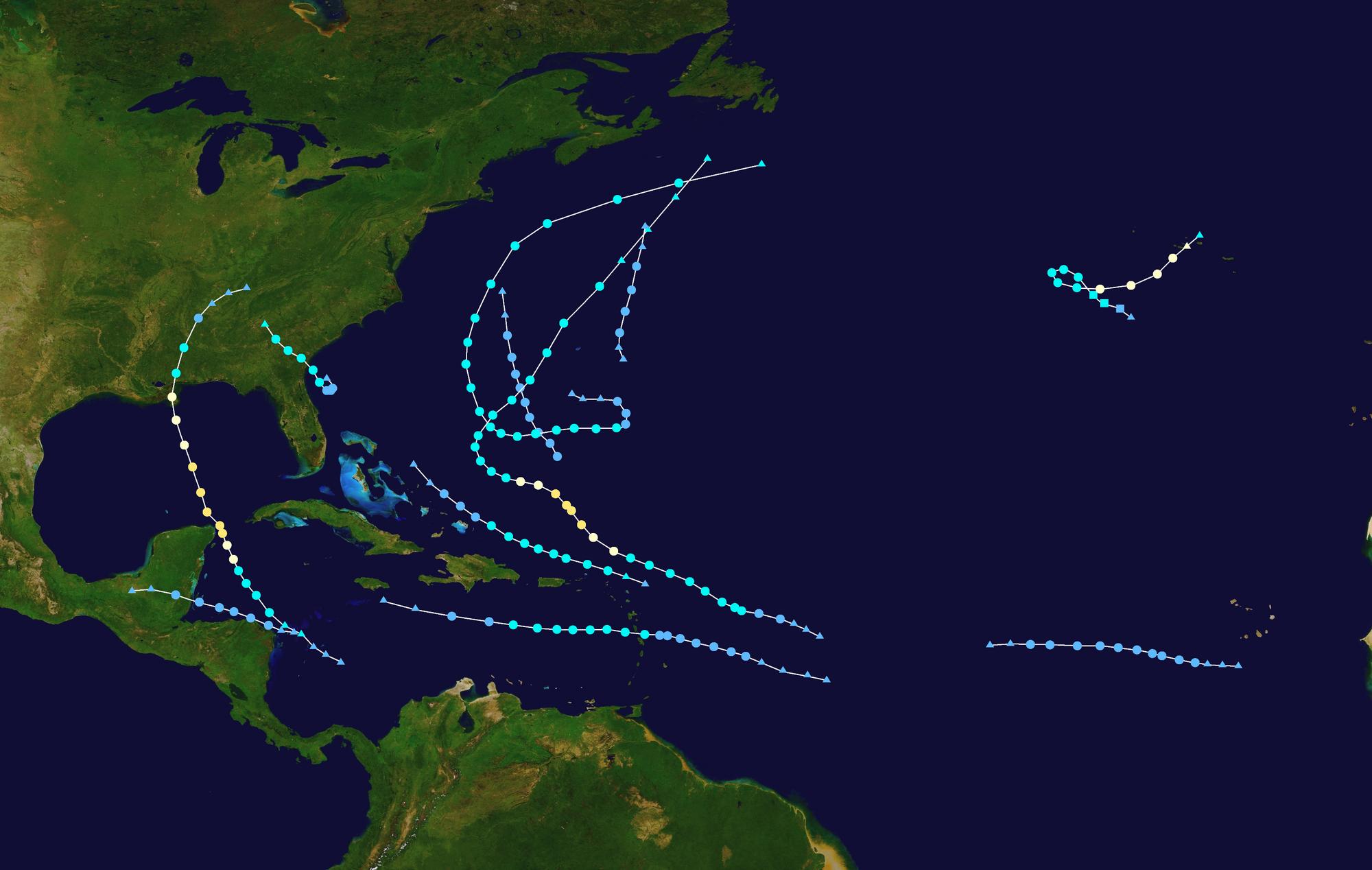 2026 Atlantic Hurricane Season Vile Hypothetical