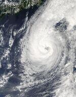 Typhoon Koppu 2003