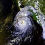Hurricane Lester 22 aug 1992 2246Z