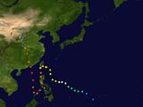 Typhoon Noul (2015, Worldsstrongestcylone/EF5Tornado)