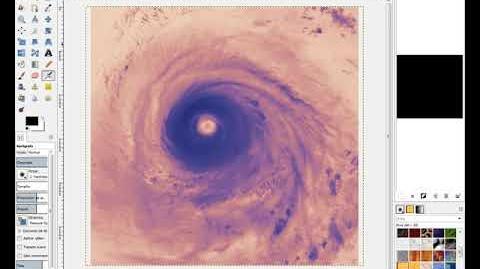 Tutorial for make hurricane sims