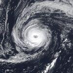 Hurricane Florence Nov 7 1994 1451Z