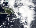 Tropical Storm Mindy (2003) MODIS Peak.JPG