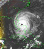 Hurricane Jeanne (2004) - Cropped