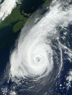 Hurricane Erin 13 sept 2001 1503Z