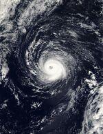 Hurricane Kate 04 oct 2003 1420Z