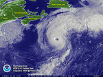 Hurricane Alex- 40º N